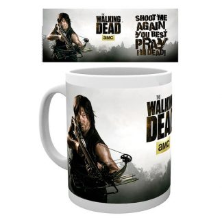 Taza Daryl The Walking Dead