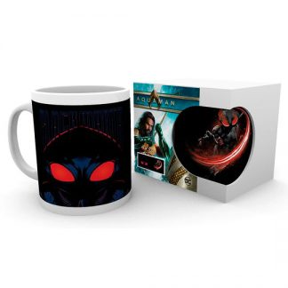 Taza Black Manta Aquaman DC Comics