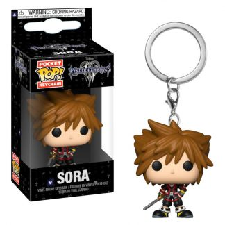 Llavero Pocket POP Disney Kingdom Hearts 3 Sora