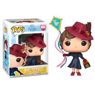 POP figure Disney Mary Poppins Mary with Kite