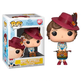 POP figure Disney Mary Poppins Mary with Bab