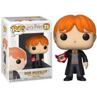 Figura POP Harry Potter Ron with Howler