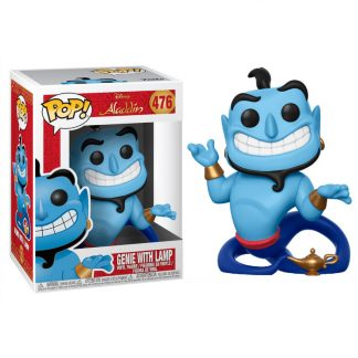 Figura POP Disney Aladdin Genie with Lamp