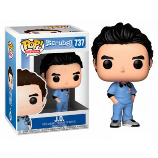 Figura POP Scrubs J.D.