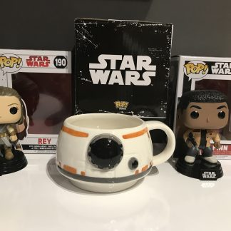 Pack Star Wars Rey-BB8-Finn