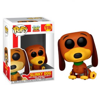 Figura POP Disney Pixar Toy Story Slinky Dog