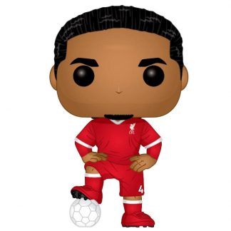 Figura POP Liverpool Virgil Van Dijk