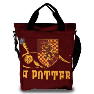 Bolso shopping Gryffindor Harry Potter