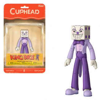 Figura action Cuphead King Dice