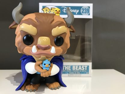 Figura POP Beauty and The Beast Winter Beast
