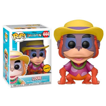 Figura POP Disney TaleSpin Louie Chase