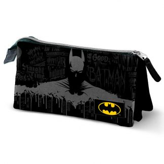 Portatodo Batman Gotham DC Comics triple