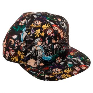 Gorra My Hero Academia