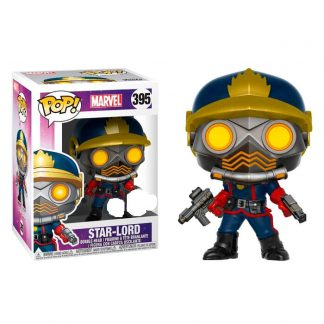 Figura POP Marvel Guardians of the Galaxy Star-Lord Exclusive