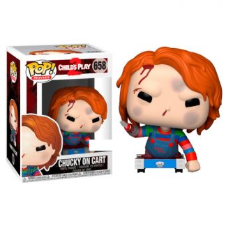 Figura POP Childs Play Chucky on Cart Exclusive