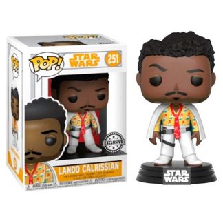 Figura POP Star Wars Solo Lando Exclusive