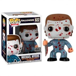 Figura POP Halloween Michael Myers Blood Splatter Exclusive