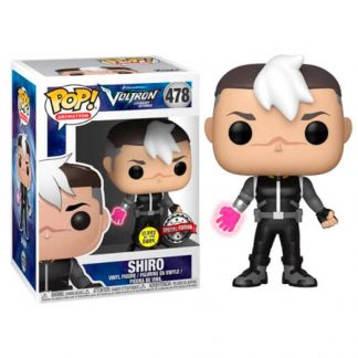 Figura POP Voltron Shiro with Normal Clothes Exclusive