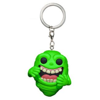 Llavero Pocket POP Ghostbusters Slimer