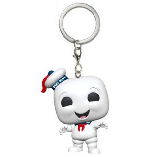 Llavero Pocket POP Ghostbusters Stay Puft