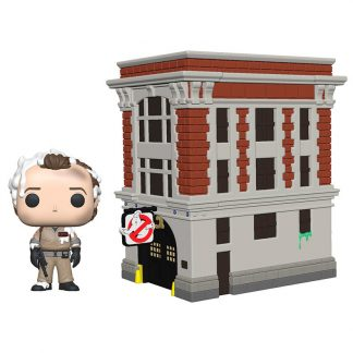 Figura POP Town Ghostbusters Peter with House