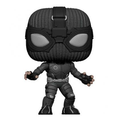 Figura POP Marvel Spiderman Far From Home Spiderman Stealth Suit