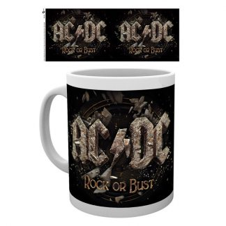 Taza AC/ Rock or Bust