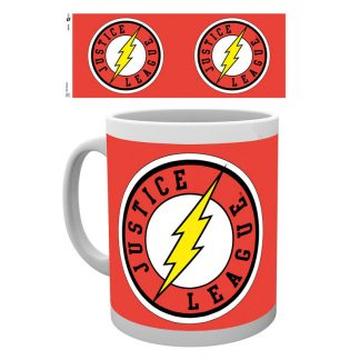 Taza The Flash Justice League DC