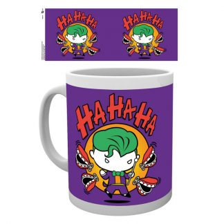 Taza Justice League Joker Chibi DC