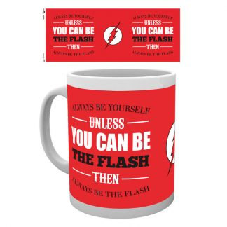 Taza The Flash Be Yourself DC
