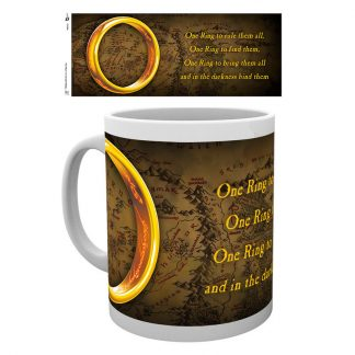 Taza Lord of the Rings One Ring