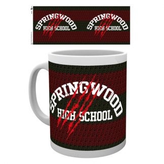 Taza Nightmare on Elm Street Springwood