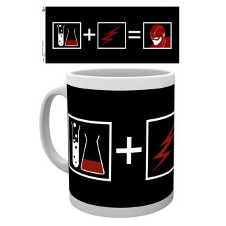 Taza The Flash Symbols