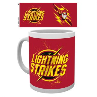 Taza The Flash Lightning Strikes