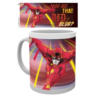Taza The Flash Red Blur