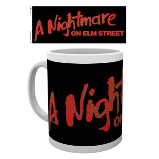 Taza Nightmare on Elm Street