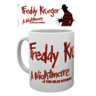 Taza Nightmare on Elm Street Freddy