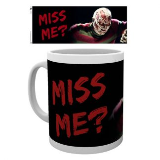 Taza Nightmare on Elm Street Miss Me