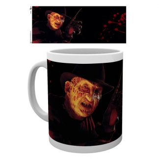 Taza Nightmare on Elm Street Never Sleep Again