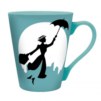 Taza Disney Mary Poppins Supercalifragilisc