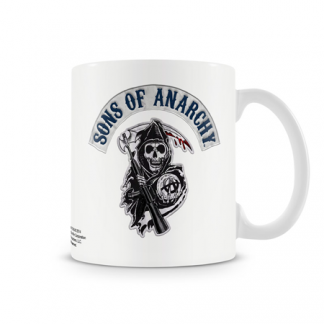 Taza Sons Of Anarchy Patch
