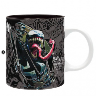 Taza Spiderman Venom Subli