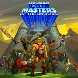 THE MASTERS OF THE UNIVERSE
