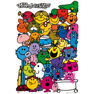 MR MEN LITTLE MISS