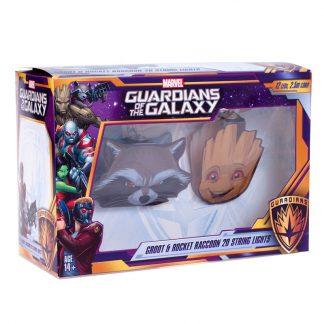 Luces 3D Guardianes de la Galaxia Marvel