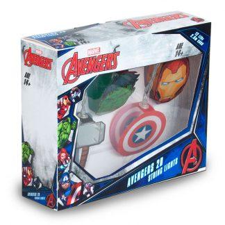 Luces 2D Vengadores Avengers Marvel