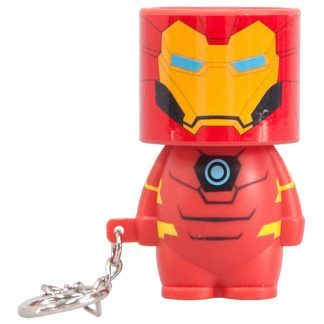 Llavero Iron Man Marvel Look-Alite