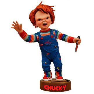 Figura Chucky Knife Head Knockers 18cm