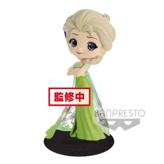Figura Elsa Surprise Coordinate Disney Q posket B