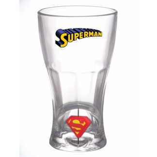 Vaso logo 3D Superman DC Cómics